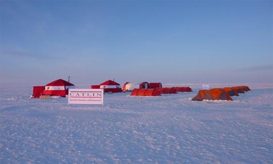 © Catlin Arctic Survey
