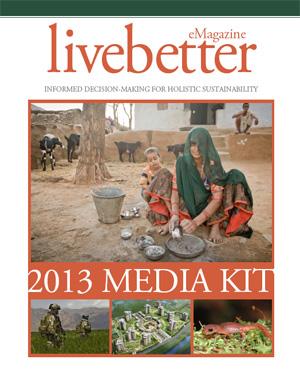 Live Better Magazine Media Kit