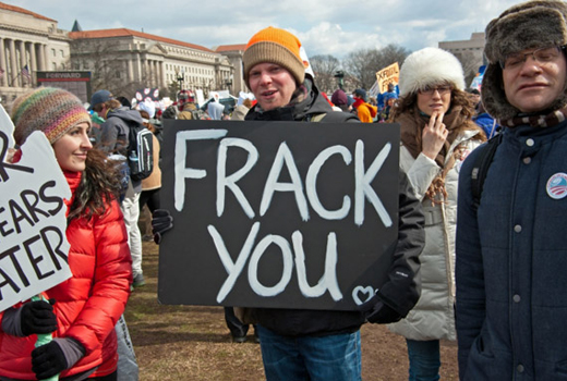 Socially Responsible Investors: Working to Minimize Fracking Impacts