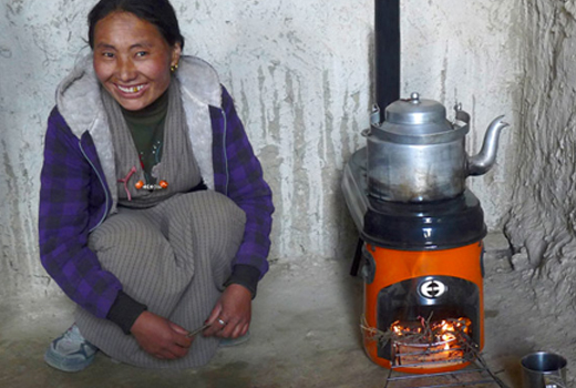 The Himalayan Stove Project: Changing the World One Cookstove at a Time