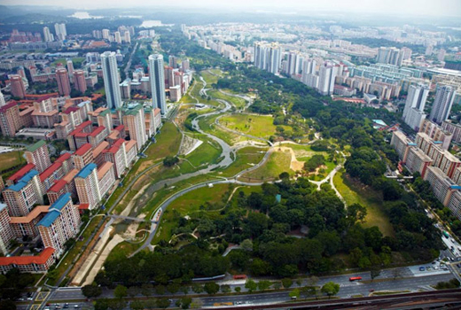 CH2M HILL & Singapore's Canals:  Reconnecting People to Water's Life Flow