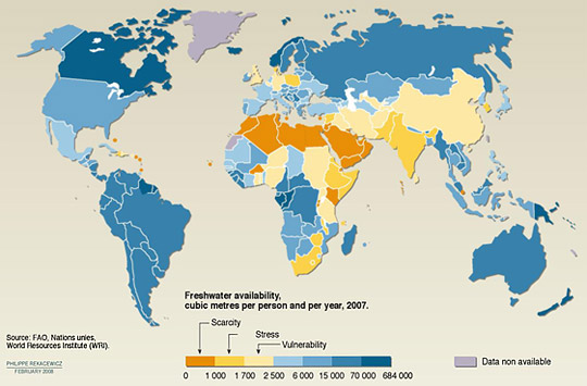 Source: FAO, United Nations and World Resources Institute