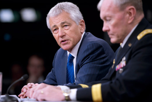 Secretary of Defense Hagel: Understanding Sequestration Impacts