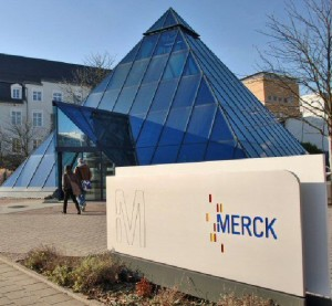 Pharmakonzern Merck in Darmstadt