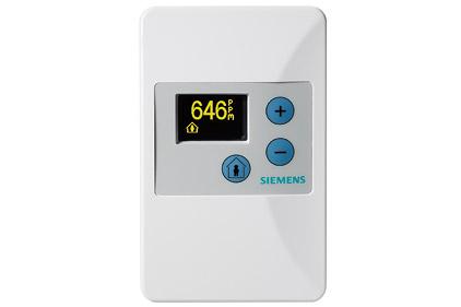 Siemens Wireless Room Temperature Sensors