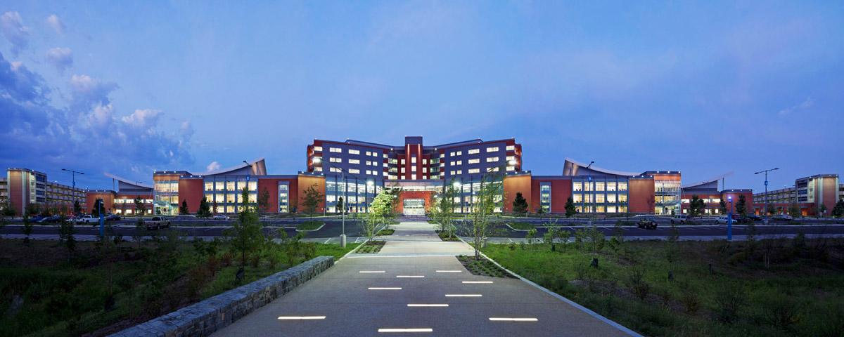 Image Courtesy of HDR |Fort Belvoir Community Hospital