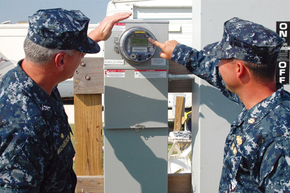 U.S. Navy: Shore Energy Reform