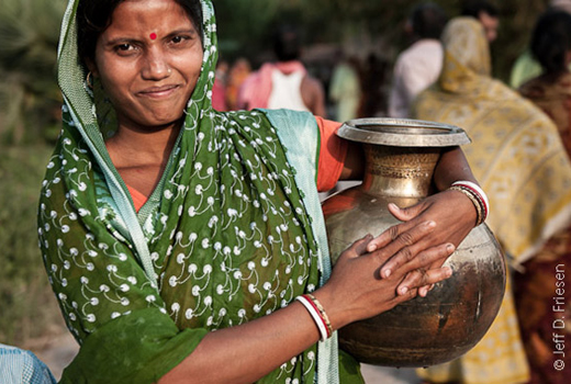 Water for Everyone Forever:  A Human-Needs Business Model