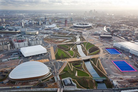 |Atkins worked with the ODA to transform 10 hectares (24.7 acres) of brownfield into a new urban park and lasting legacy for London.