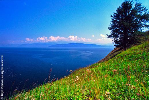 Siberia's Baikal: The Greatest Lake
