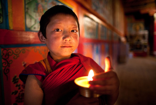 TIBET: Culture at the Edge Devotion, Development & Climate Change