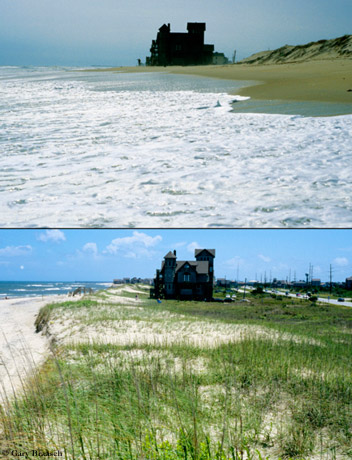Gary Braasch|Hatteras, North Carolina, house