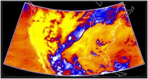 Fig. 8 – Photo Credit: NASA; Instrument: CERES/Aqua