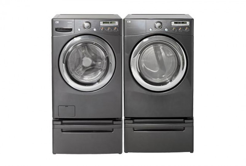 LG Tromm Laundry Washer and Dryer