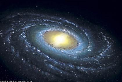  Milky Way Illustrated