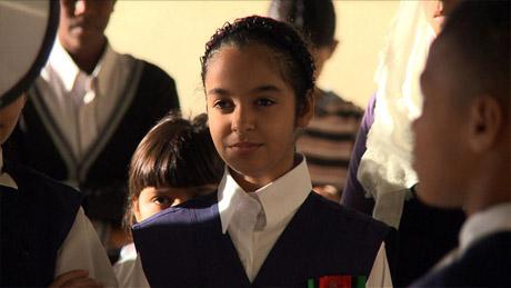 © NATO Schools in Tripoli, Libya open their doors.