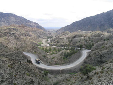 © James Mollison Khyber Pass, Pakistan