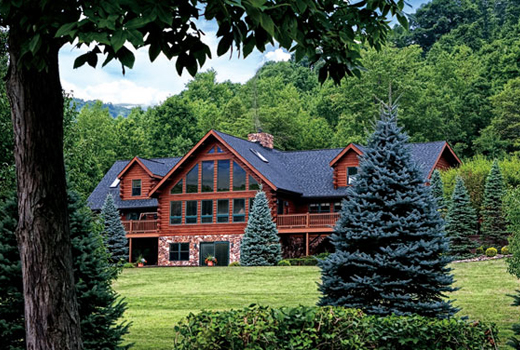 Kuhns Bros Log Homes Livebetter Magazine
