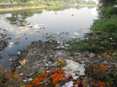 Hindu Idol Immersion: Practice & Pollution